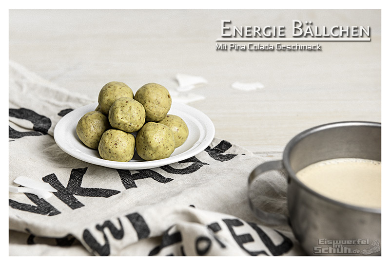 Schnelle Energie fürs Training Bulletproof Coffee Energy Balls