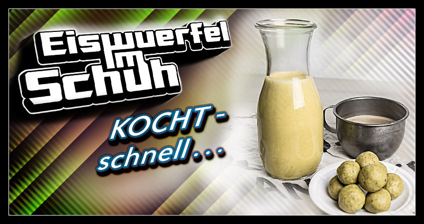 Schnelle Energie fürs Training Bulletproof Coffee Smoothie Energy Balls