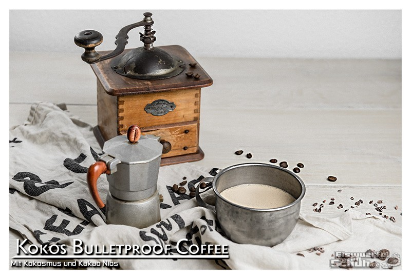 Schnelle Energie fürs Training Bulletproof Coffee