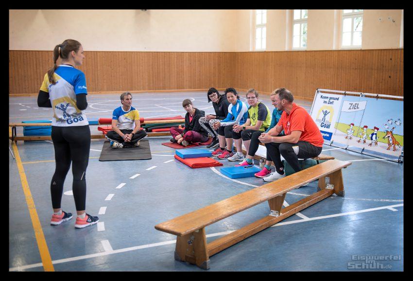Verletzungsfrei laufen - Techniktraining für Läufer Anatomie