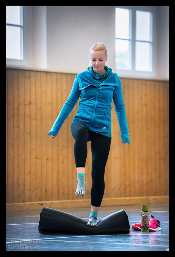 Verletzungsfrei laufen - Techniktraining für Läufer Balanceübungen