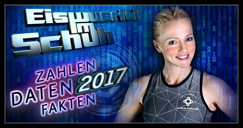 Jahresrückblick: Mein Triathlon-Jahr 2017 in Zahlen