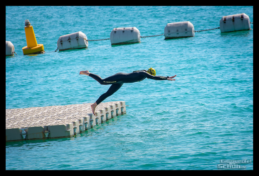Freiwasser Schwimmtraining Nadin von eiswuerfelimschuh.de