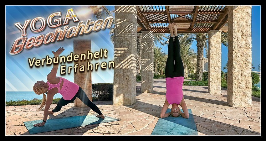 Mit Yoga Verbundenheit und Stabilität erfahren