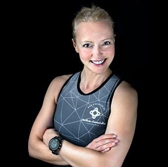Eiswuerfelimschuh Nadin Triathletin Yogalehrin Autorin