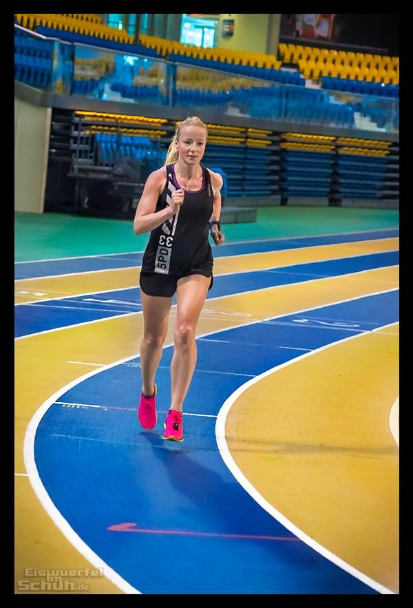 Hallentraining Leichtathletik