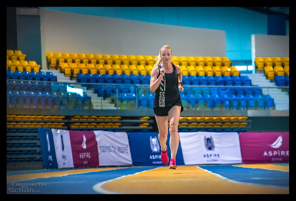 Tipps für dein Leichtathletik Hallentraining von Din vom EiswuerfelImSchuh Blog