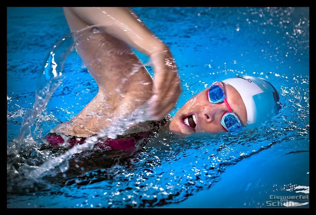 Triathlon Schwimmtraining mit Speedo
