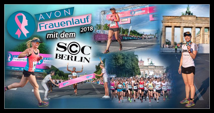 Avon Frauenlauf 2018 Collage