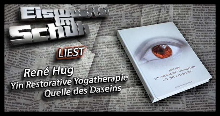 Yoga Blog Buch Rezension Rene Hug Quelle des Daseins - Yin Restorative Yogatherapie Inhalt