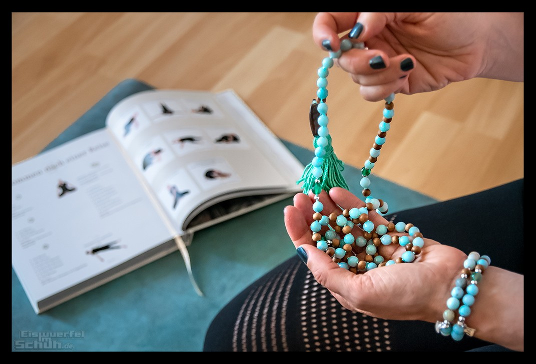 Yoga Blog Mala Kette Meditation Rene Hug Quelle des Daseins Buch