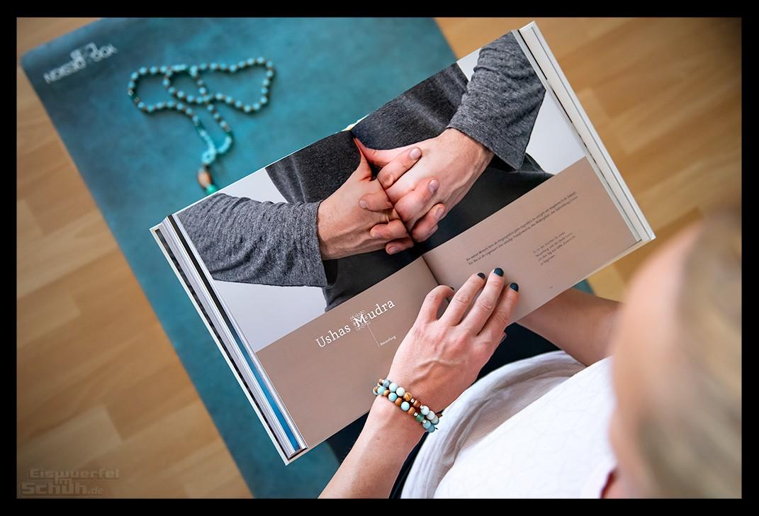 Yoga Blog Buch Rezension Rene Hug Quelle des Daseins - Yin Restorative Yogatherapie Mudra