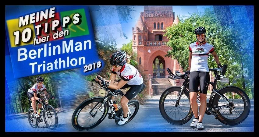 BerlinMan Tipps zur Mitteldistanz Triathlon im Grunewald am Wannsee