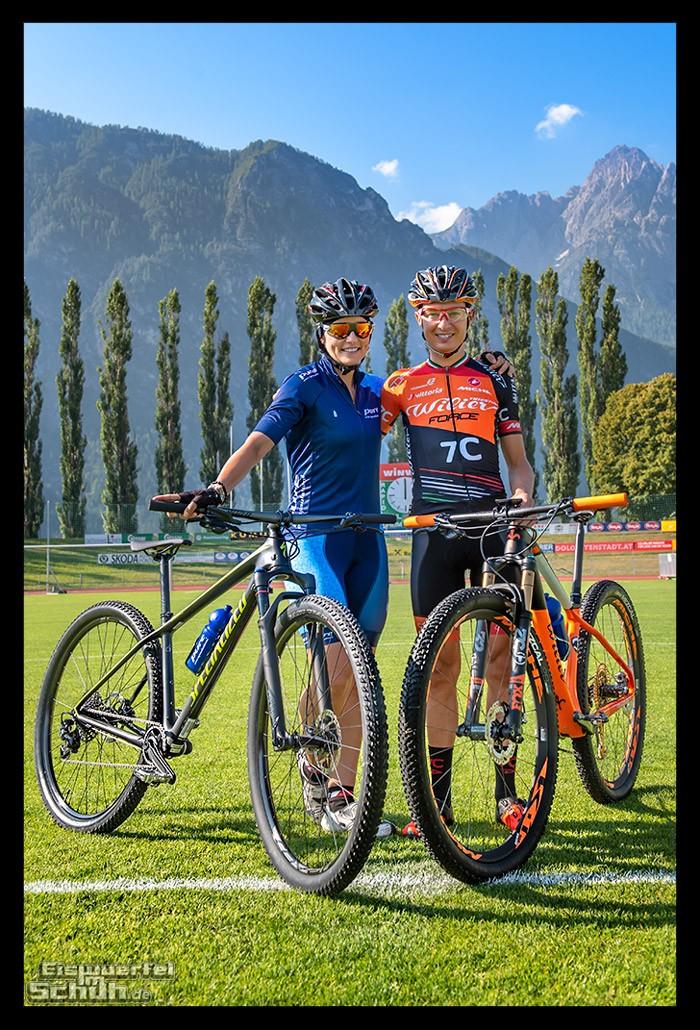 Red Bull Dolomitenmann Tony Longo Mountainbike Strecke