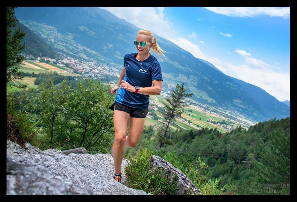 Red Bull Dolomitenmann Laufstrecke