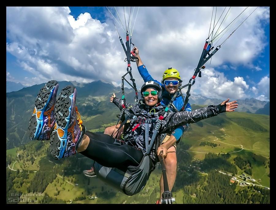 Red Bull Dolomitenmann Strecke Paragleiten Lienz