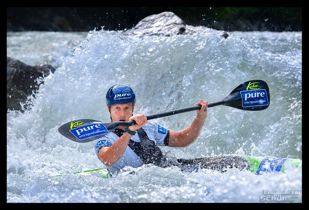 Dolomitenmann Wildwasserkajak Gerhard Schmidt