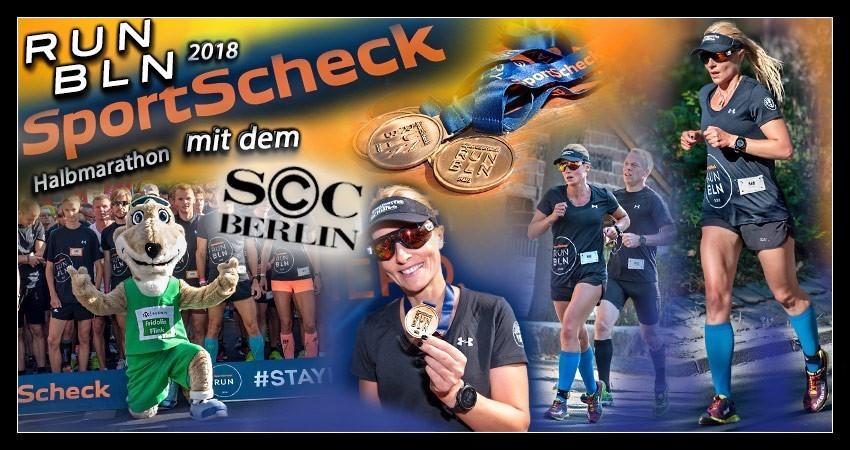 SportScheck Run Berlin Halbmarathon Laufblogger Banner