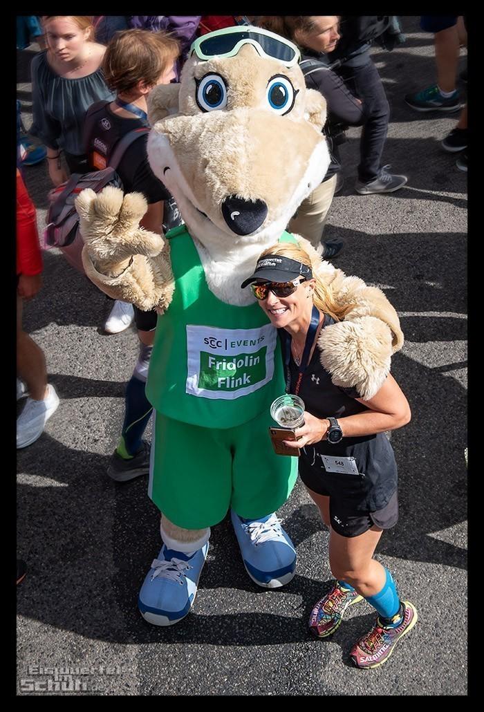 SportScheck Run Berlin Zielfoto mit Fridolin Flink