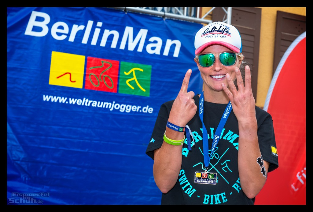 Berlin Man Finish 2018