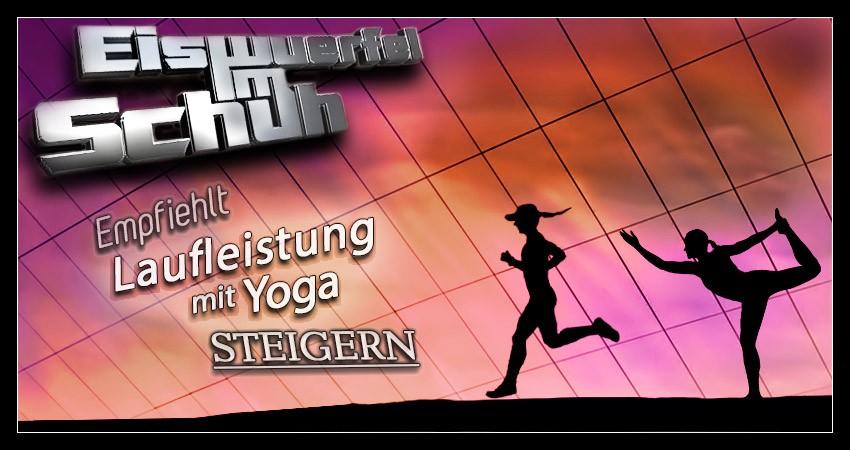 Yoga für Läufer - Verbessere deine Laufleistung - Collage