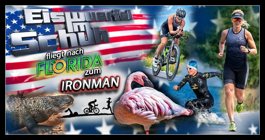 Ironman Florida 2018 Reise Triathlon Blog Kollage