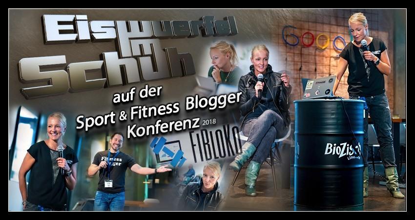 Fitness Blogger Konferenz 2018 Collage