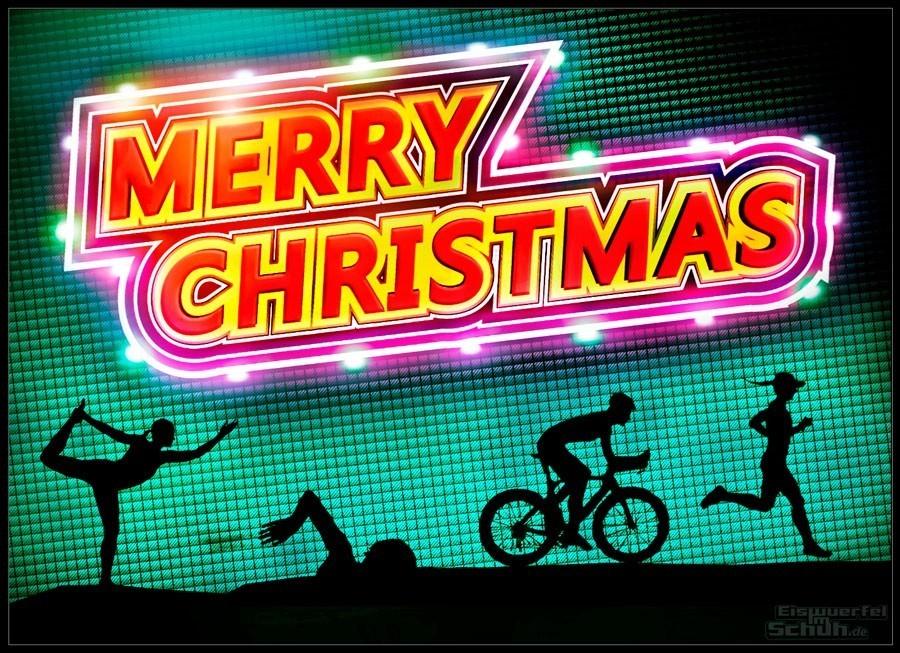 Weihnachten EiswuerfelImSchuh Triathlon Blog