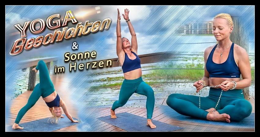 Yogaübungen für mehr Lebendigkeit