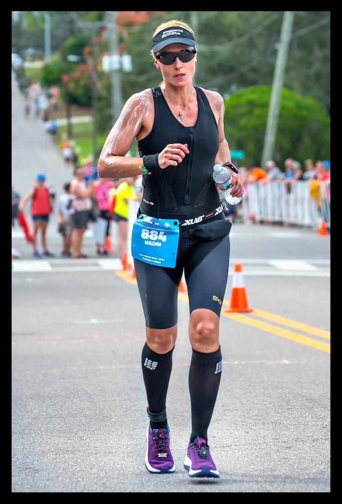 Ironman Florida 2018 Laufstrecke Haines City