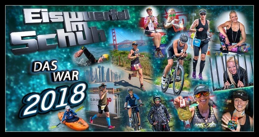Triathlon Training Jahresrückblick Banner 2018