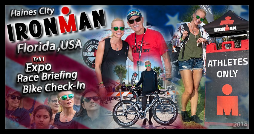Ironman Florida 2018 Triathlon Blog Post
