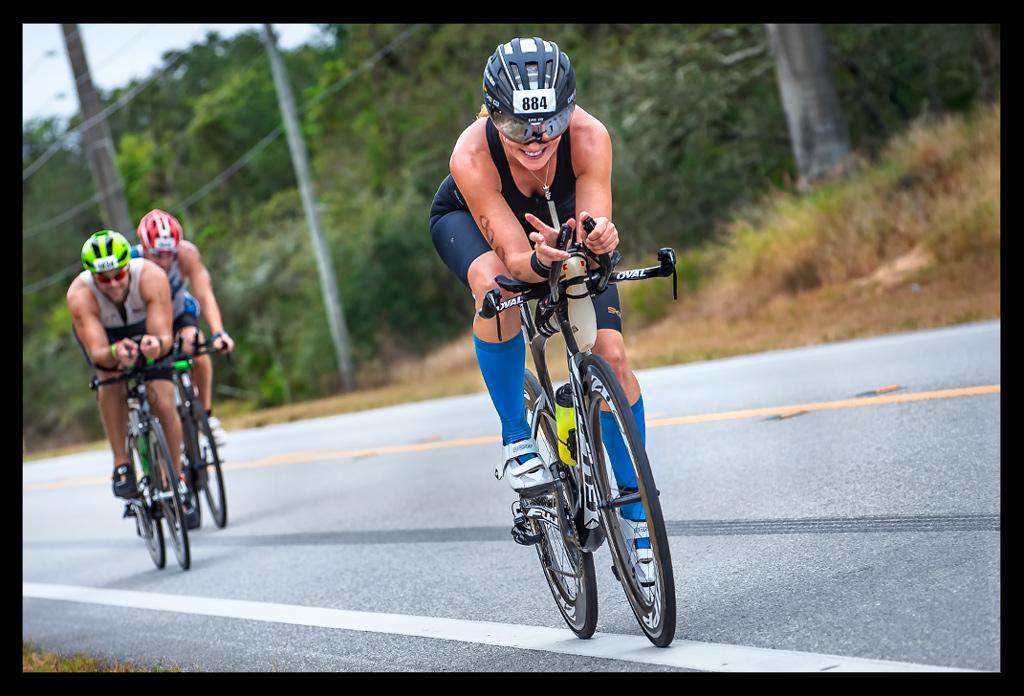 Ironman Florida 2018 Radstrecke