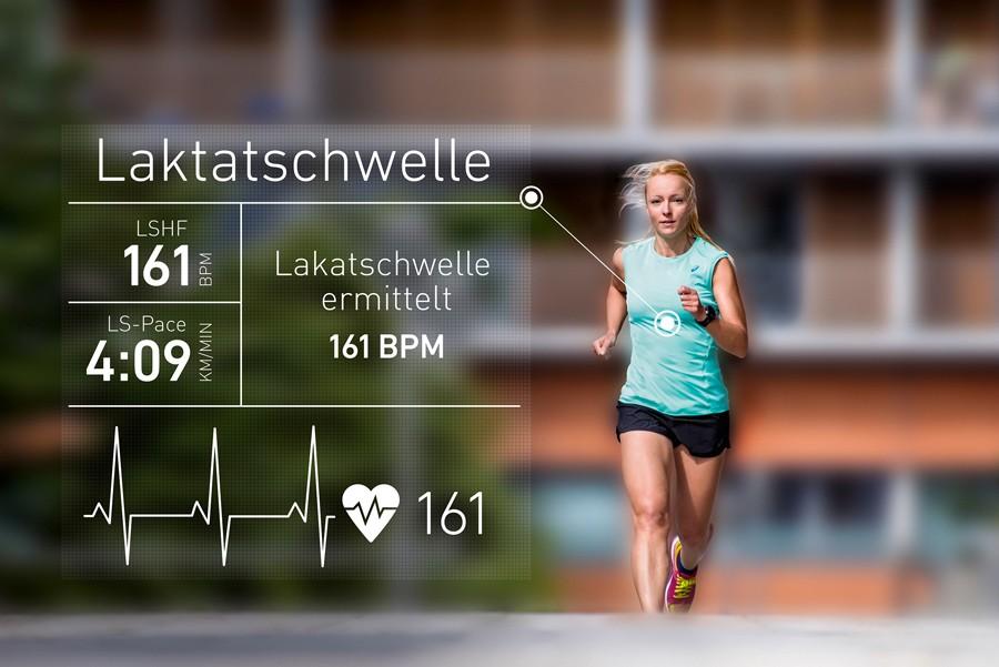 Eiswuerfelimschuh Zusammenarbeit Garmin Werbekampagne 2015