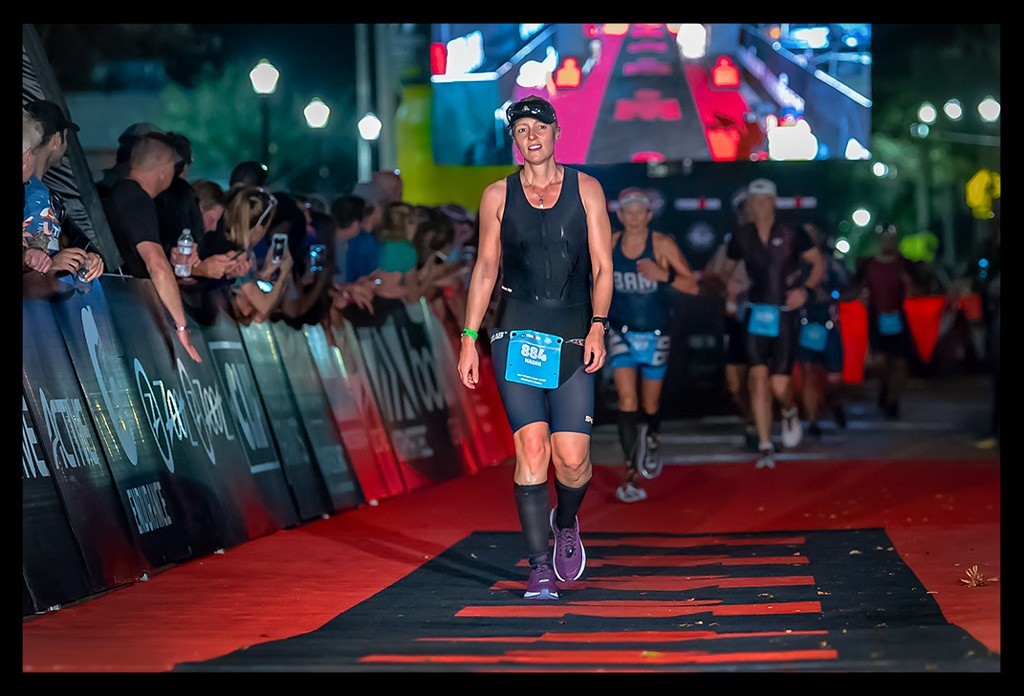 Ironman Florida Ziel Finish