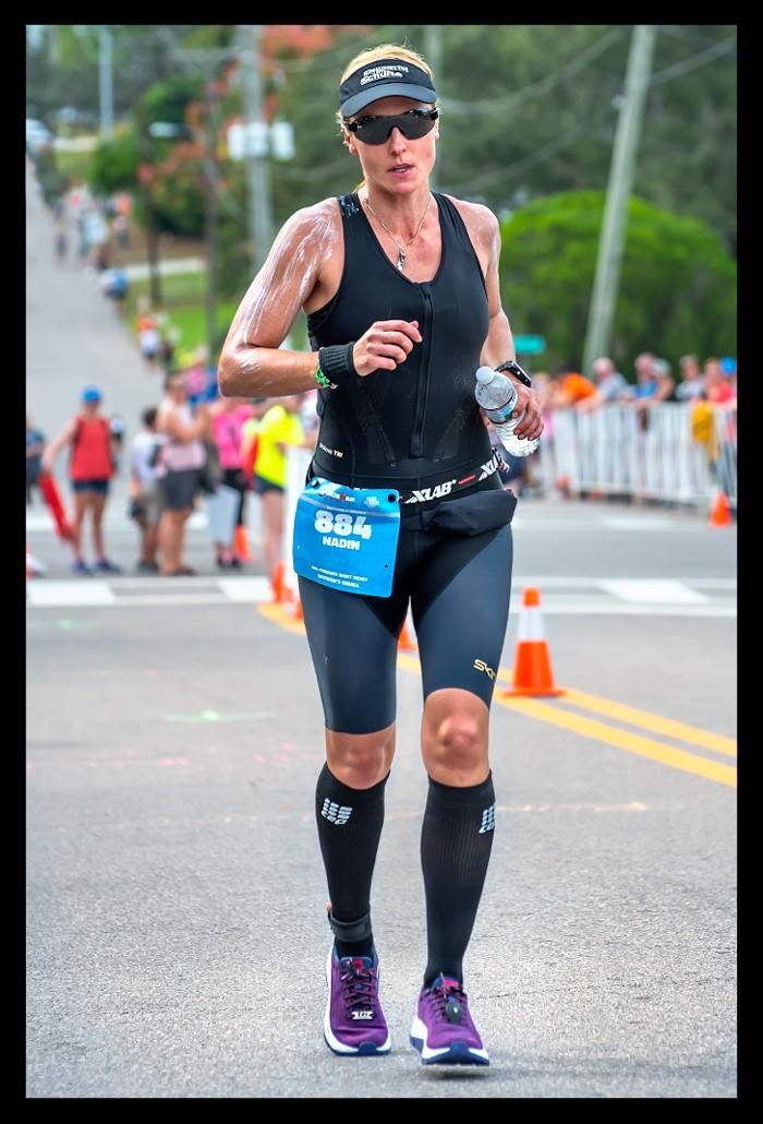 Ironman Florida Laufstrecke