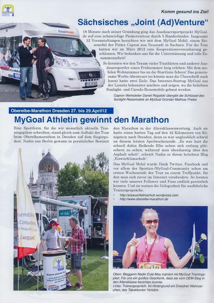 MyGoal Mobil Mag, April 2012