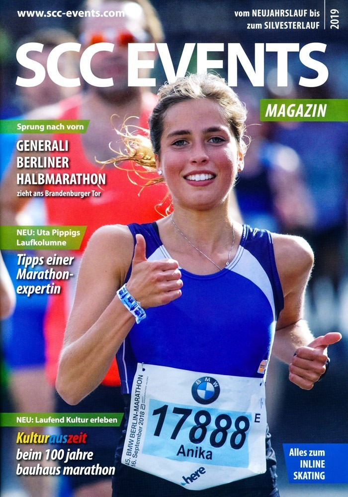 SCC Events Magazin, 2019