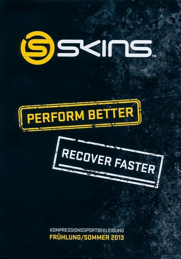 Skins Werbekampagne, 2013