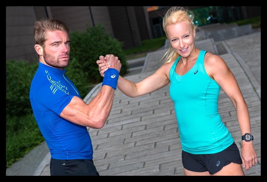 Training mit Partner