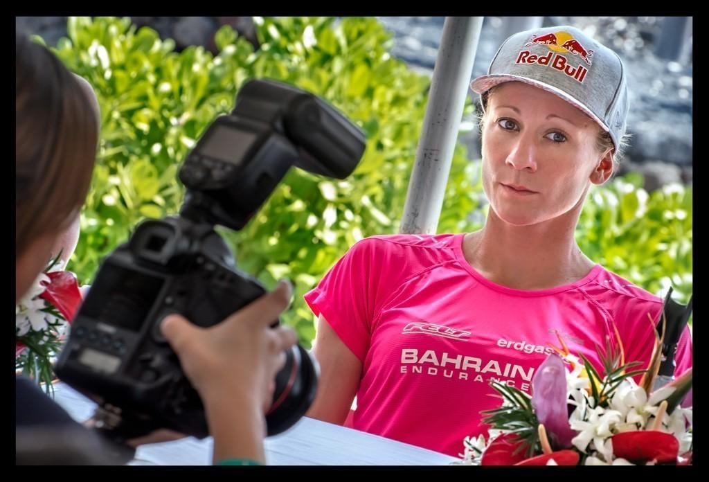 Daniela Ryf bei der Ironman World Championship