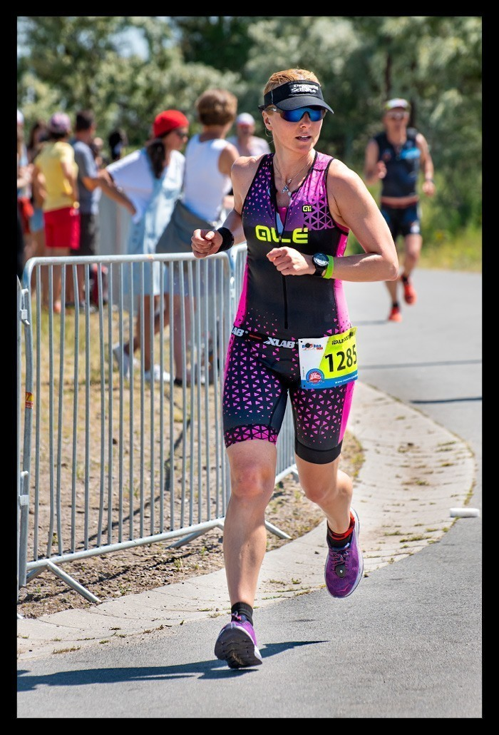 Ferropolis NeuseenMan Triathlon 2019 Laufstrecke