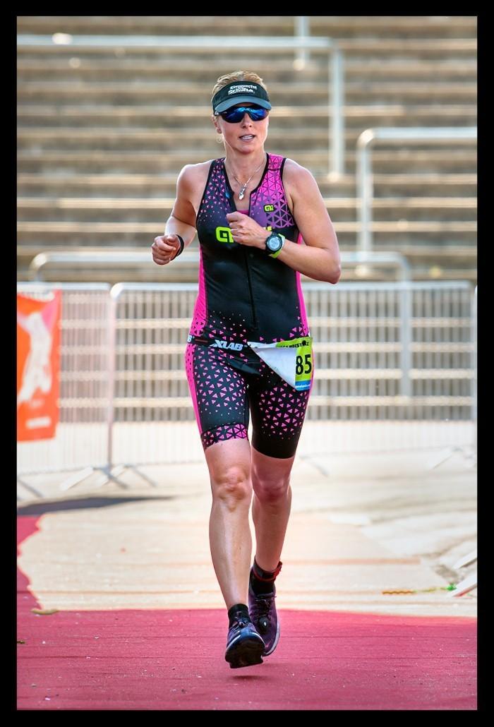 NeuseenMan Triathlon 2019 Laufstrecke