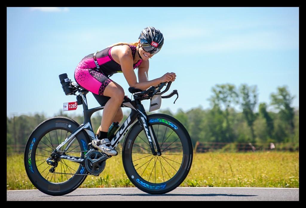 Ferropolis NeuseenMan Triathlon 2019 Radstrecke