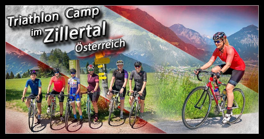 Triathloncamp Zillertal