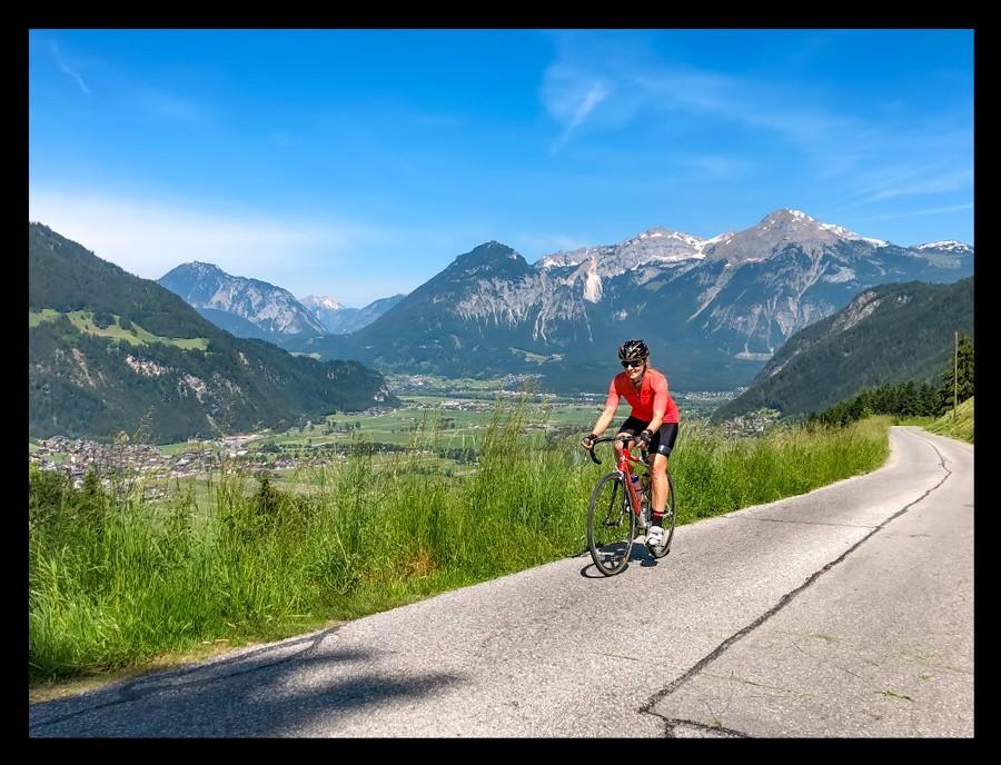 Radtraining im Zillertal Triathloncamp