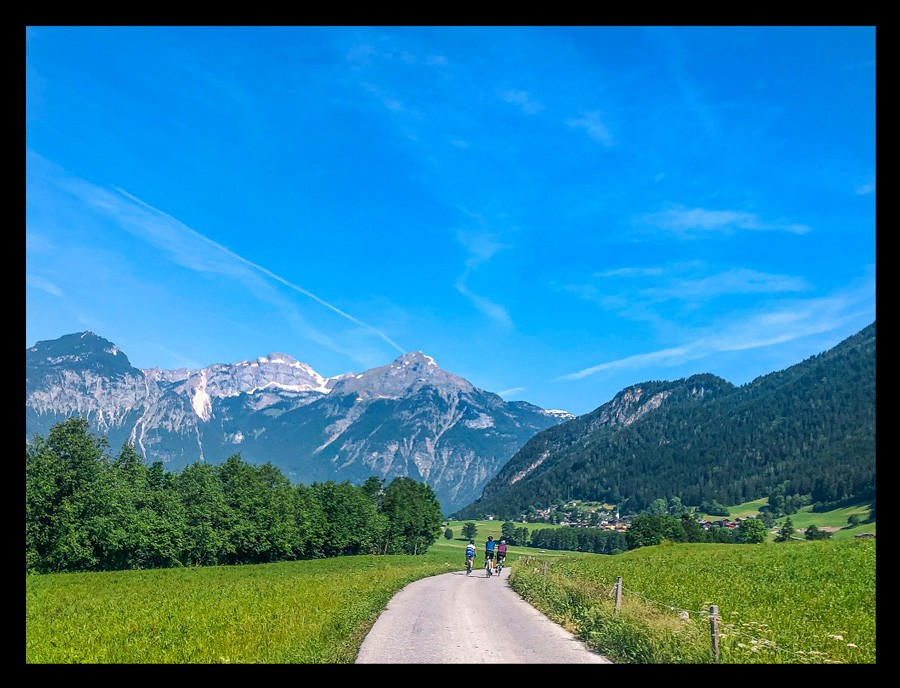 Triathlon(Bloggerinnen) Trainingscamp im Zillertal