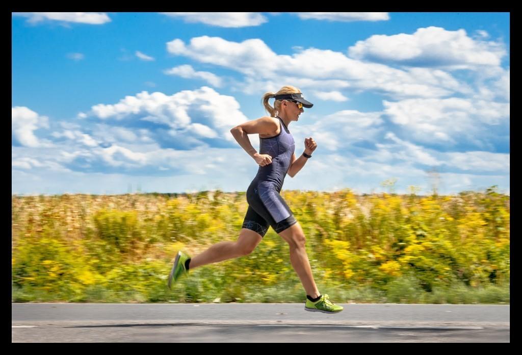 Triathlon Lauftraining