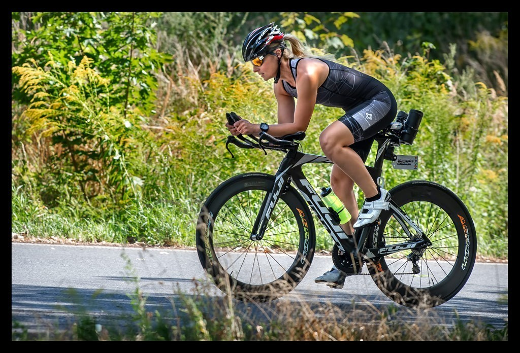 Triathlon Radtraining
