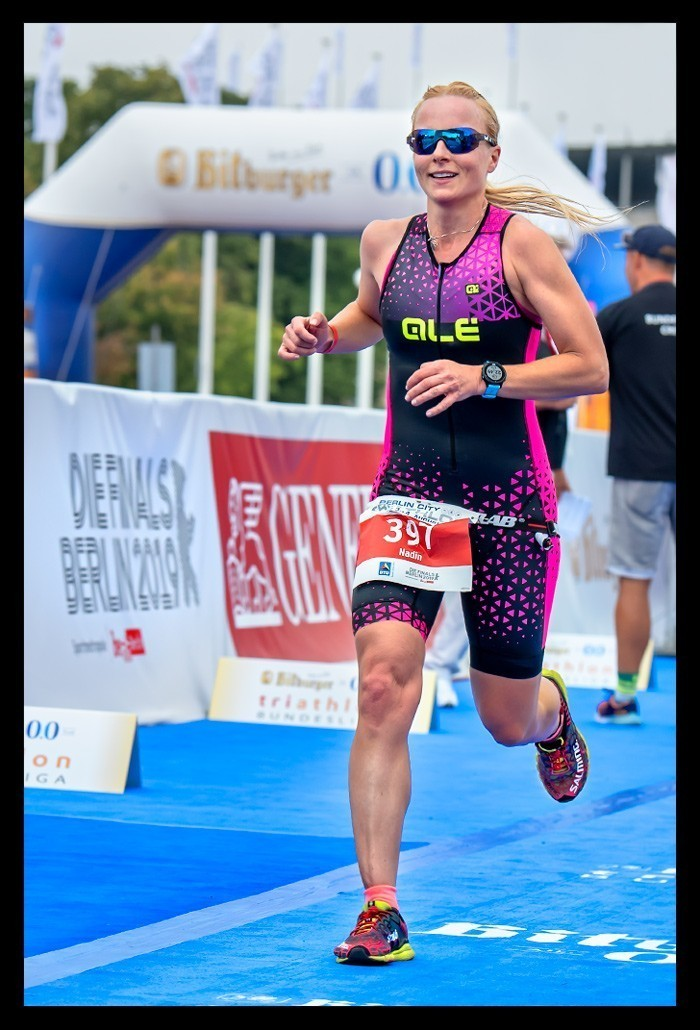 Berlin City Triathlon - Die Finals 2019 - Sprintdistanz Laufstrecke
